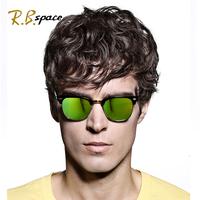 2014 women's sunglasses vintage sunglasses big box anti-uv sunglasses myopia female square mirror