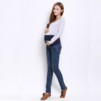 2014 summer pants for pregnant women jean pregnant maternity overalls abdominal jeans pregnant free shipping