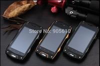 "original Jeep Z6 waterproof phone 4.0"" ip68 screen cellphone 3G GPS  mtk6572 Dual Core 1.2GHZ 512MB 4GB 5MP dustproof Shockproof"