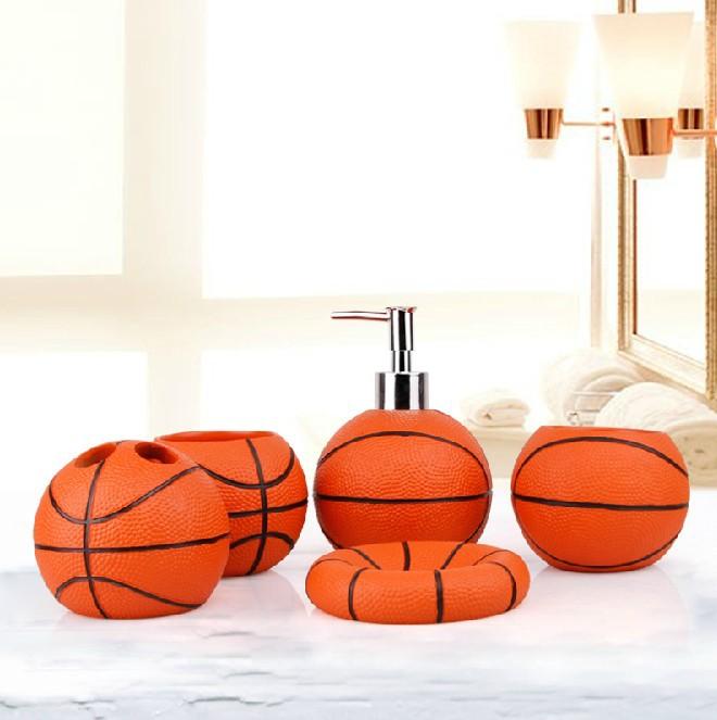 Online get cheap basketball bathroom accessories for Cheap bathroom accessories