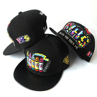 Brand new Floral Script Snapback Hats classic men & women's designer flower snapback caps 11 different styles Freeshipping