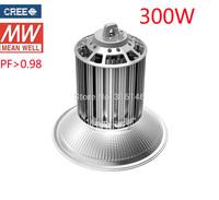 300w high bay light LED industrial light warehouse lamp flood light floodlights CREE MEANWELL driver  UL SAA CE high power