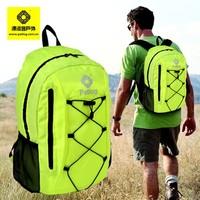 2014 new outdoor leisure backpack folding lightweight waterproof backpack shoulder bag men and women travel bag free shipping