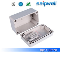 80*130*70mm 2014 31% off shipping best hot sale IP66 plastic waterproof electrical enclosures High quality