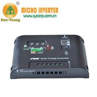 PWM Solar controller 12V/24V 30A for solar system