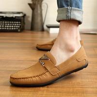 TOP quality 2014 Mens shoes scrub shoes fashion casual shoes Free shipping