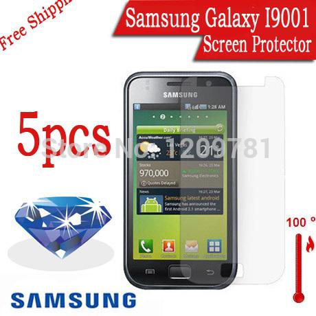 "5pcs Flashing Diamond Samsung Galaxy S Plus i9001 3G GPS Wifi Bluetooth 4.0"" Touch Screen 5MP Camera LCD Screen Protective Film(China (Mainland))"