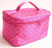 Women's Bag Storage Cosmetic Bags Polyester Multi Functional Makeup Purse Large Capacity Fashion Casual Bags for Female