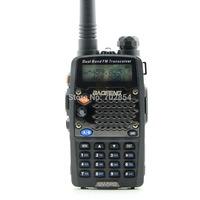 Baofeng radio136-174&400-520MHz Walkie Talkie Black BaoFeng UV-5RD Two Way Radio 10pcs/lot