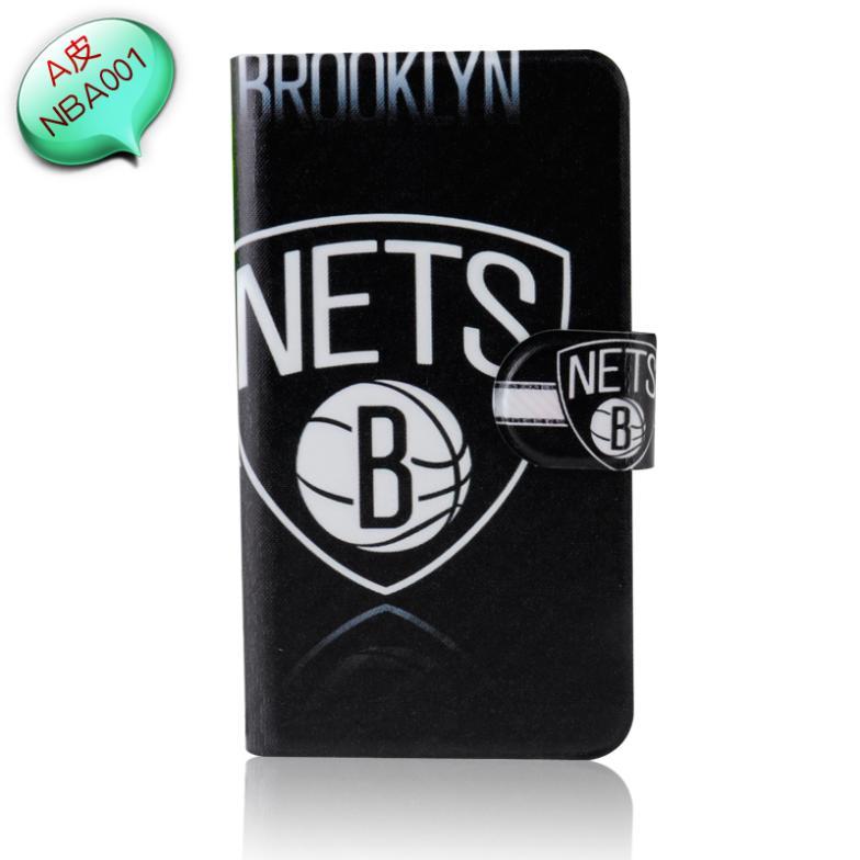 2014 Hot NBA basketball Badge Wolf ball lakers spurs PU leather case cover for Hisense U950 EG950 E956 T950(China (Mainland))