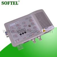 First choice optic node of FTTB CATV network, advanced optical AGC technique, 1GHz catv ftth optical receiver
