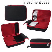 Hard EVA Case for instrument Protective instrument case tool bag Digital receive bag free shipping