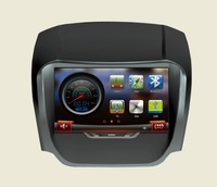 IN DASH 7 INCH  CAR GPS  DVD PLAYER  FOR  FORD  2012 EDGE