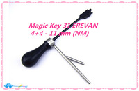 free shipping  2014 new product  2 in 1 picks decoders Magic Key 31 EREVAN 4+4 - 11 mm (NM)  car auto locksmith tools
