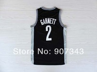 #2 Kevin Garnett Jersey,New Material Rev 30 Cheap Basketball Jersey Sport Jersey Stitched Logo Embroidery Authentic Jersey