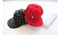 Poker Pattern  Cap Fitted Plaid Hat Bling Street Baseball Caps Spade heart  club diamond