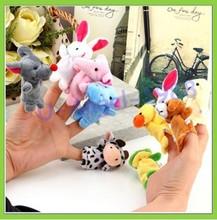 popular stuffed animals puppets