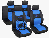 11 PCS/Set Universal Auto Car Seat Covers Fashion Racing Seat Supports Car Care products