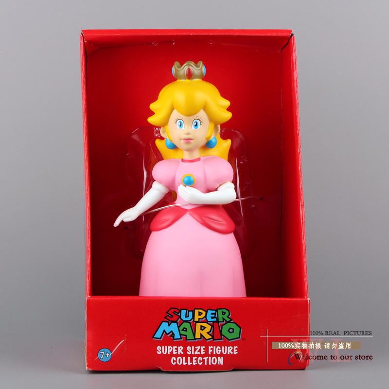 Princess Peach Figurine