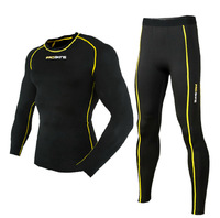 Free shipping Men and women running cycling suits  long-sleeved pants marathon suit golf wet suits