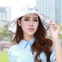 Hat women's summer sunbonnet spring and autumn beach cap outdoor sun hat sun hat