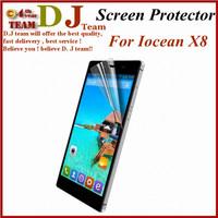 in stock original Iocean x8screen protector film for iocean x8 smartphone screen protector for iocean x8 phone