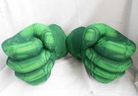 Anime Naruto Cosplay Hulk cotton Gloves & Mittens  Free Shipping FS