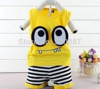 3 colours can choose Big Eye candy colored cotton vest suit vest suit shoulder width heart suit