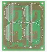 Single side pcb supply