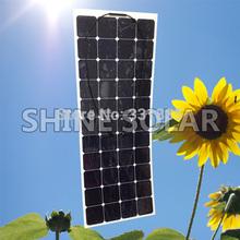 solar panel 130w promotion