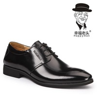 new 2013 men's oxford shoes genuine leather business Leather Shoes  men's flats shoes men wedding shoes
