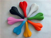 2014 Popular Hot Colorful  Track Bike Fixed Gear Bicycle Saddle Bike Parts Wholesale