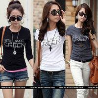 new 2014 women summer  fashion casual dress cotton t-shirt tops  summer clothes for XXXL