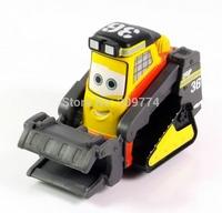 NEW Pixar Planes2: Fire & Rescue digger excavator Metal 1:55 Loose Toy -P21