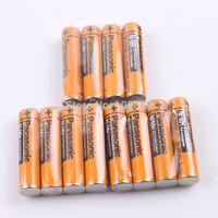 12PCS New Original AAA Ni-MH Rechargeable Battery 630mah  for HHR-65AAABU For Panasonic Cordless Phone