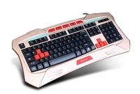 Global free shipping SunsonnySK-V95 Tyrant Kim multimedia ergonomic keyboard USB interface luminous waterproof game