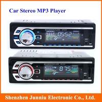 NEW 12V Car Audio Stereo MP3 Player In-Dash Unit FM radio USB/SD/MMC HP-2127 Detachable Panel Free Shipping