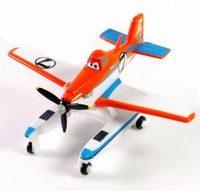 NEW Pixar Planes2: Fire & Rescue Dusty Metal 1:55 Loose Toy -P19