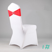FREE SHIPPING 50 pcs per lot factory supply Chair Band For Wedding Chair Cover