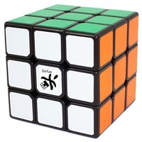 2014 new Dayan V 5 ZhanChi 55mm 3x3x3 Speed Puzzle Magic Cube Black Magic Cube Puzzles
