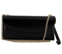 VEEVAN 2014 new arrive fashion hot Bright skin black women wallets folding women purse high quality  women sling bag WWLCL00012