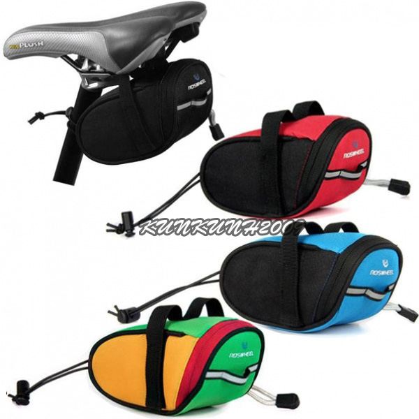 Outdoor Sport Cycling Mountain Bike Bicycle Saddle Bag Back Seat Rack Pack Tail Front Tube Pouch Frame Pannier Package(China (Mainland))