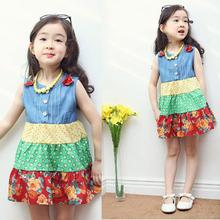 popular girls sundress pattern