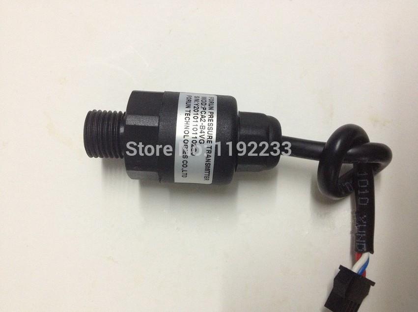 Water pressure sensor Gas pressure sensor