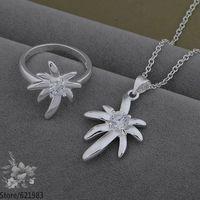 AS540 fashion jewelry set 925 sterling silver jewelry set /daualsba fkmaobta