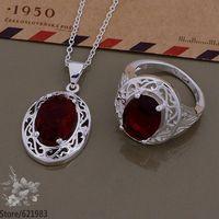 AS549 fashion jewelry set 925 sterling silver jewelry set /dbdalska fkvaocca