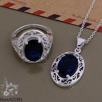 AS547 fashion jewelry set 925 sterling silver jewelry set /dbbalsia fktaocaa