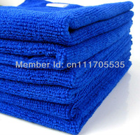 Free shipping 70x30CM 3pcs/lot Microfiber Towel Car Cleaning Detailing Polishing Scrubing Waxing Cloth Hand Towel