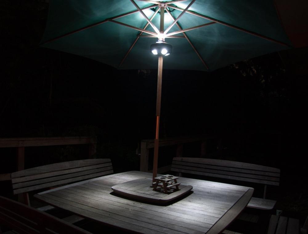 Led Lights For Patio Umbrella : Patio Umbrella Lighting Online ShoppingBuy Low Price Patio Umbrella