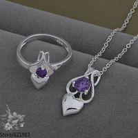 AS537 fashion jewelry set 925 sterling silver jewelry set /daralrya fkjaobqa